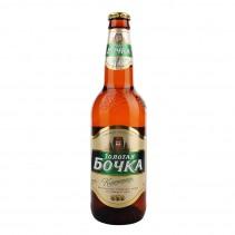 """Пиво бутылочное """"Золотая бочка"""""""