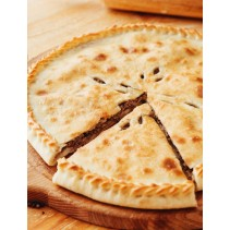 Пирог осетинский с мясом(говядина)