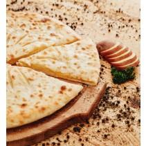 Пирог осетинский с грибами и картофелем