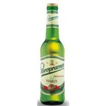"Пиво бутылочное ""Старопрамен"" 0.5 л"